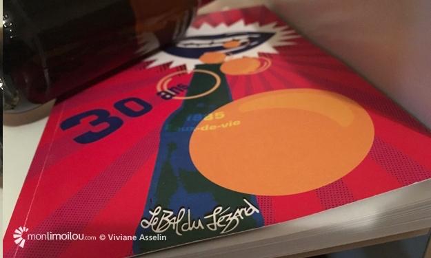 Eaux-de-vie a été lancé en décembre dernier pour souligner les 30 ans du Bal du Lézard.