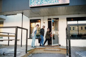 Ouverture Bal du Lézard 1985