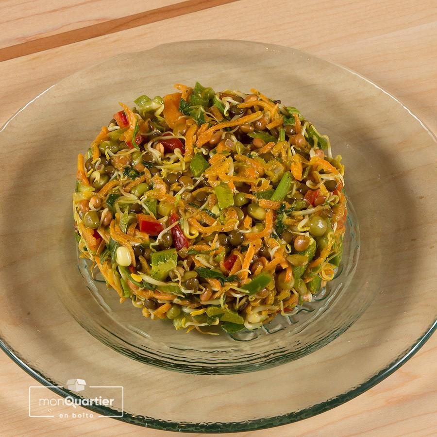 Salade Germi-Force  biologique