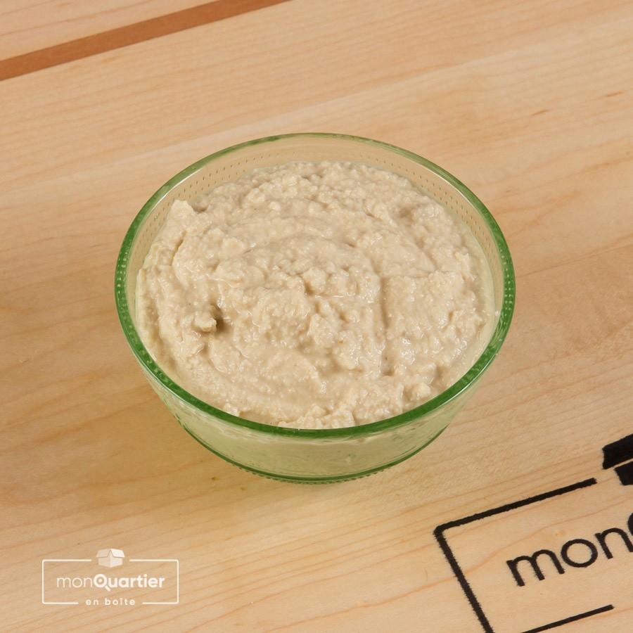 Hummus biologique