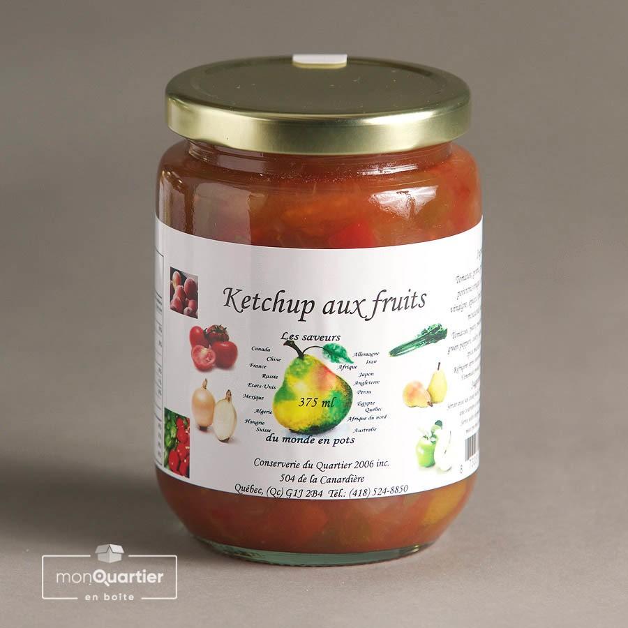 Ketchup artisanal