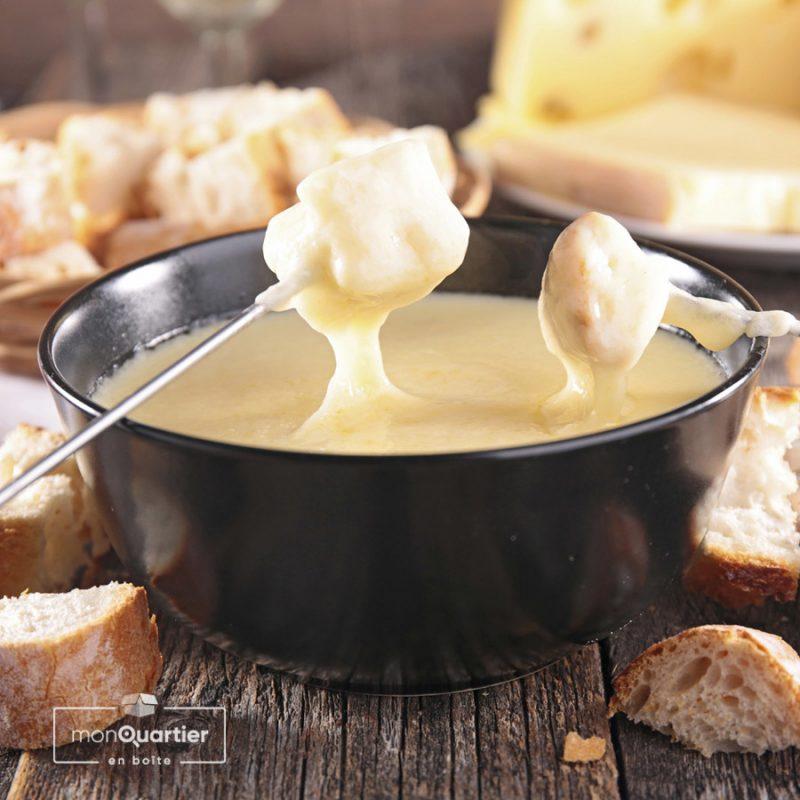 Boîte fondue