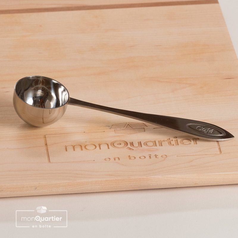 Cuillère mesure à café ou thé