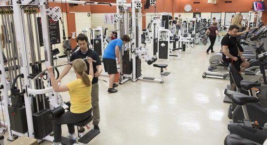 Abonnement d'un mois aux salles d'entraînement du Cégep Limoilou | Complexe sportif du Cégep Limoilou