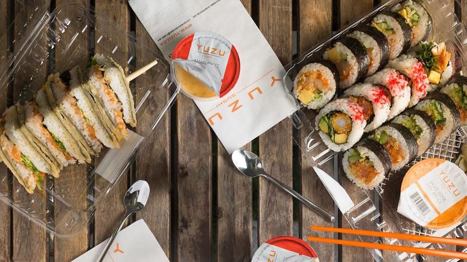 Yuzu Sushi chez IGA | IGA Pierre Jobidon