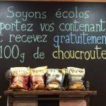 Choucroute gratuite! - Saucisses et Complices