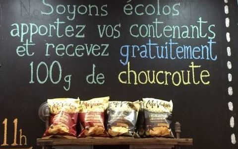 Choucroute gratuite! | Saucisses et Complices
