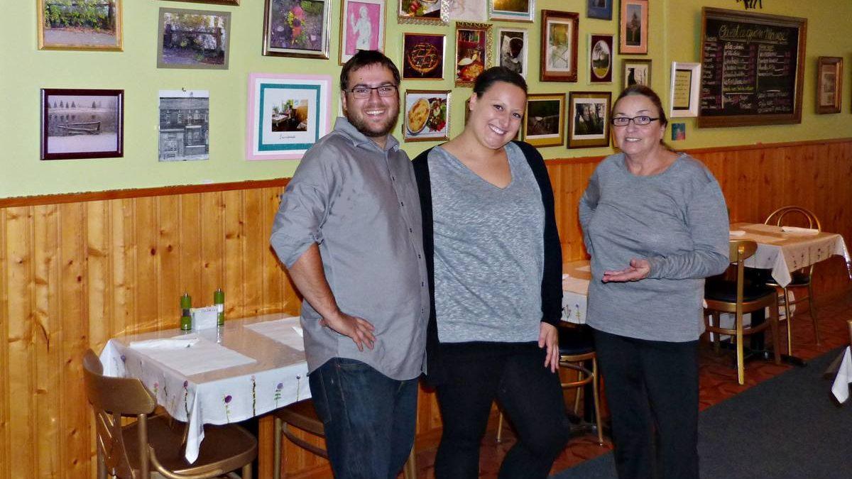 Relève assurée pour le restaurant Chez Mde Charlotte   2 octobre 2014   Article par Jean Cazes