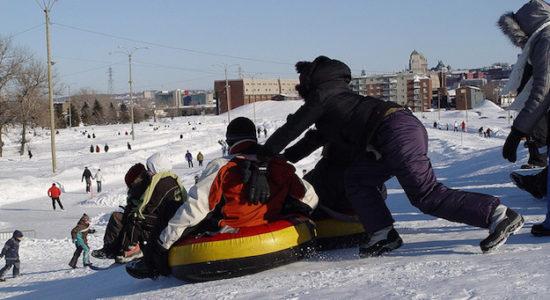 Festi-Glisse: l'hiver, c'est fait pour jouer! - Monlimoilou