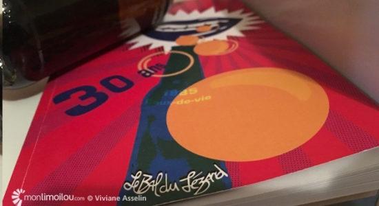 Un livre hommage à la santé des 30 ans du Bal du Lézard - Viviane Asselin