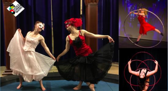 Cirque : Un Bal masqué au profit des jeunes avec besoins particuliers - Viviane Asselin