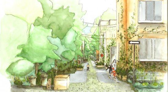 Projet de ruelles vertes: participants recherchés - Viviane Asselin
