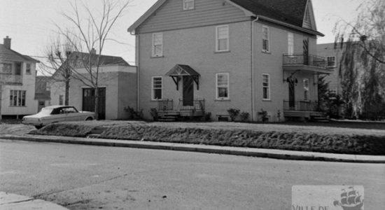 Limoilou dans les années 1960 (78): l'avenue des Cerisiers - Jean Cazes