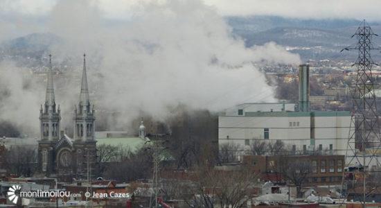 Vers un incinérateur moins polluant - Thomas Thivierge