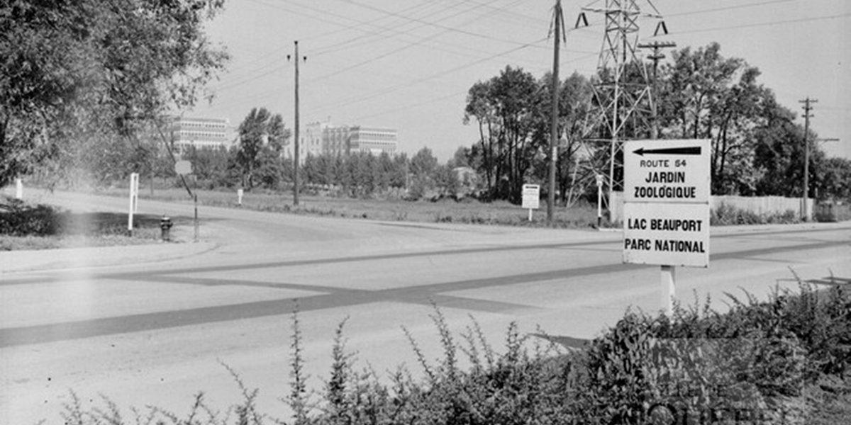 Limoilou dans les années 1940 (24) : intersection Henri-Bourassa et Canardière | 4 juin 2017 | Article par Jean Cazes