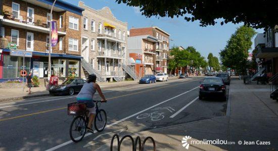 Bande cyclable sur la 3e Avenue : le projet reconduit pour 2019 - Véronique Demers