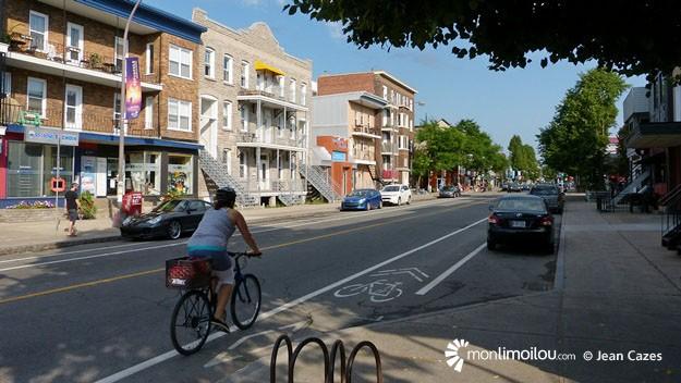 Bande cyclable sur la 3e Avenue : le projet reconduit pour 2019 | 17 janvier 2019 | Article par Véronique Demers