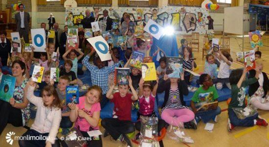 Des livres pour des enfants en milieu défavorisé - Jean Cazes