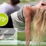 Promo d'été - Namaste Yoga Limoilou