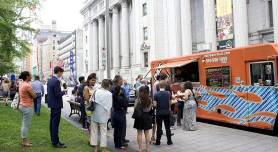 Un festival food truck à Québec en septembre - Céline Fabriès