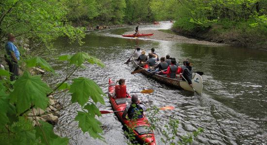 Fête de la rivière Saint-Charles : tous à vos embarcations! - Monlimoilou