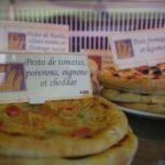 4 variétés de pizza - Fournée Bio (La)