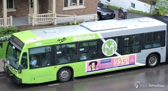 Le RTC investit 2 M$ dans son réseau à Beauport et Maizerets - Véronique Demers