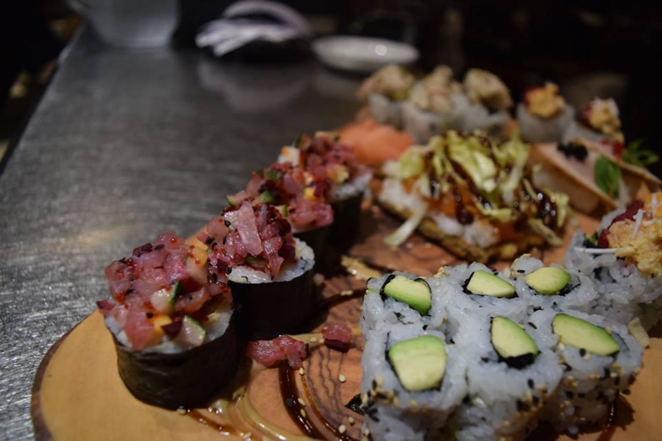 Plateau du dimanche | Miyagi Bistro thaï et sushi