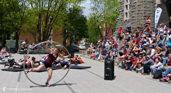Une aide supplémentaire de 162 070 $ pour l'École de cirque de Québec - Monlimoilou