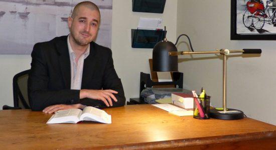 Guillaume Boivin : avocat « engagé » en droit social - Jean Cazes