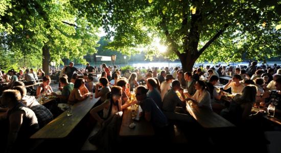 Une brasserie en plein air pour les 20 ans de l'Arboretum - Monlimoilou