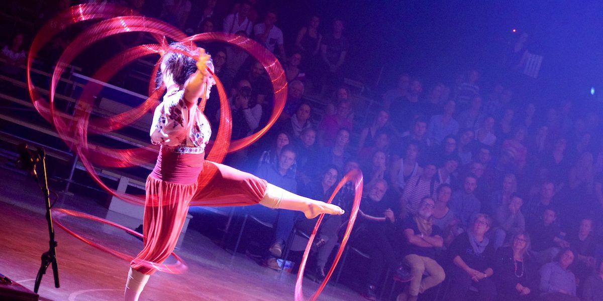 Scrap: l'art de recycler le cirque   2 juin 2017   Article par Viviane Asselin