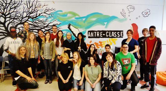 L'Antre-Classe Jean-de-Brébeuf : briser l'isolement en dehors des heures de classe - Jessica Lebbe