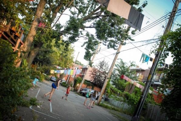 Le Programme d'intervention et de revitalisation des ruelles du Vieux-Limoilou officiellement lancé | 17 juillet 2017 | Article par Raymond Poirier