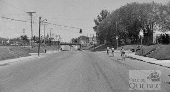 Limoilou dans les années 1960 (97) : 18e Rue - Jean Cazes