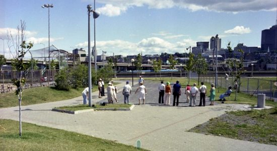 Crédit photo: Archives de la Ville de Québec