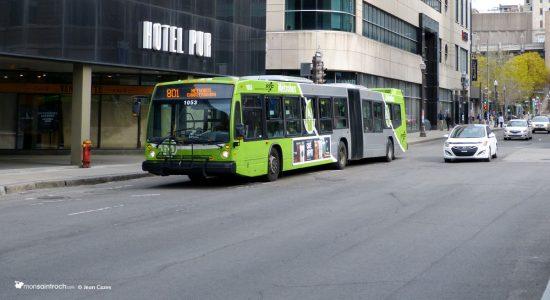 59,6 M$ au RTC pour améliorer le transport collectif à Québec - Suzie Genest