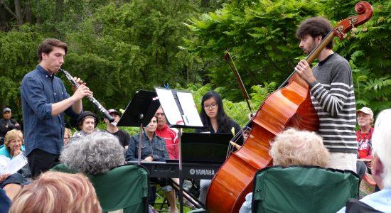Concerts au crépuscule : quand la musique se conjugue avec la nature - Jean Cazes