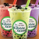 24 saveurs de Bubble tea - Shady Café Resto Libanais