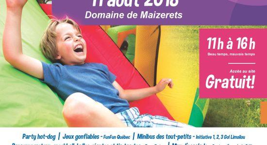 Fête familiale de la Société de Saint-Vincent de Paul de Québec