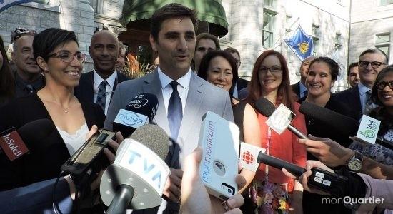 Les candidats de Québec 21 refusent de débattre - Céline Fabriès