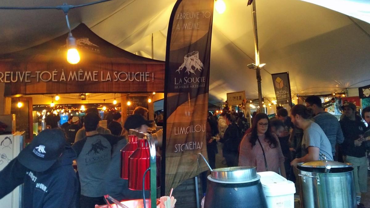 Festival des brasseurs et des artisans de Québec : la famille locale réunie   9 septembre 2017   Article par David Tardif