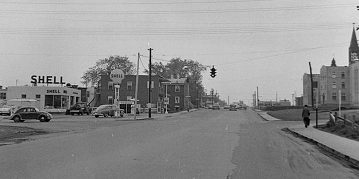 Limoilou dans les années 1960 (83) : intersection 18e Rue/Henri-Bourassa | 11 novembre 2017 | Article par Jean Cazes