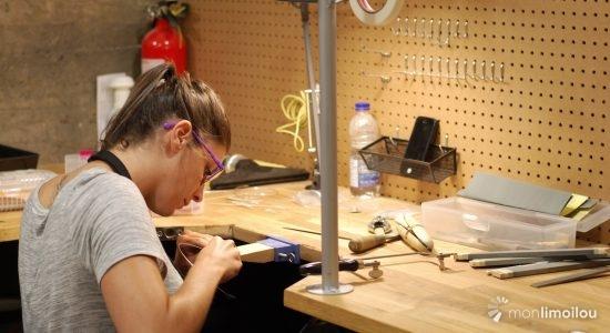Ag Atelier, un nouvel atelier-boutique de joaillerie à Limoilou - Stéphanie Vincent
