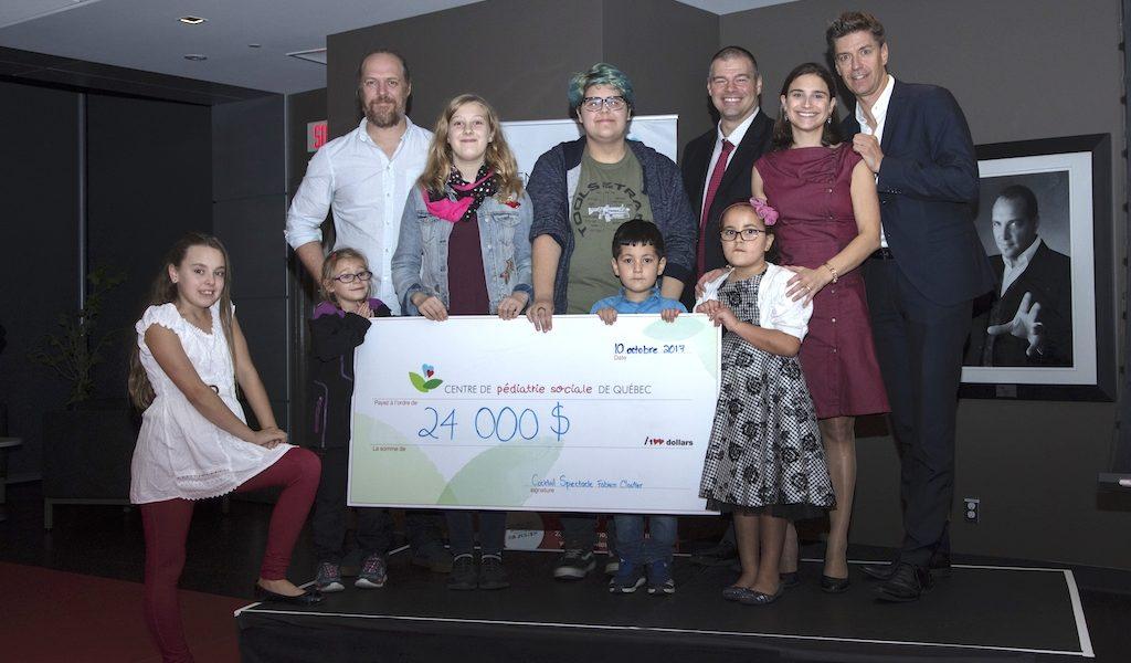 Centre de pédiatrie sociale de Québec : un 5e anniversaire qui rapporte | 19 octobre 2017 | Article par Monlimoilou