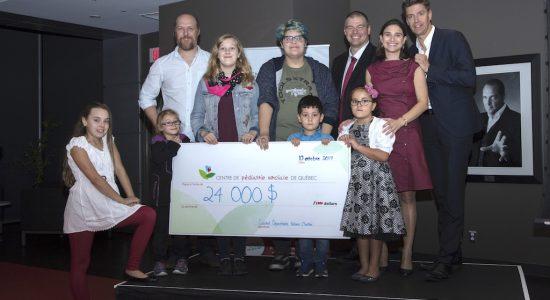 Centre de pédiatrie sociale de Québec : un 5e anniversaire qui rapporte - Monlimoilou