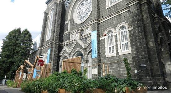 Le SPOT 2018 valorisera l'église Saint-Charles de Limoilou - Véronique Demers