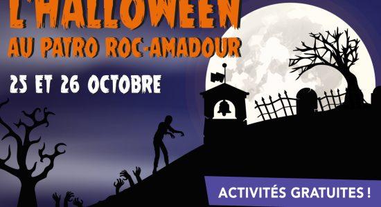 L'Halloween au Patro Roc-Amadour !
