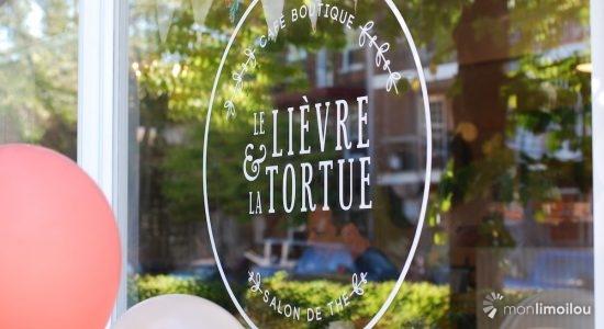 Deux ans et deux nouvelles propriétaires pour le Lièvre et la tortue - Stéphanie Vincent