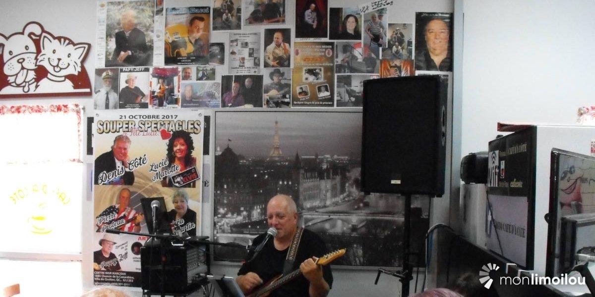 Le Café d'à côté : place à la musique ! | 28 octobre 2017 | Article par Laurence Déry